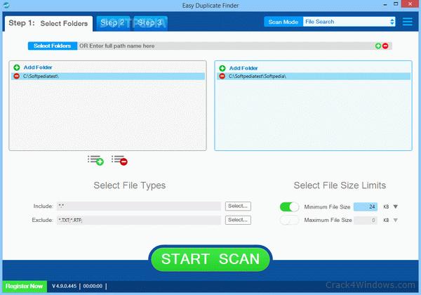 Easy Duplicate Finder Crack Key